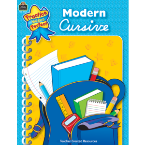 TCR3769 Modern Cursive Image