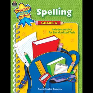 TCR3776 Spelling Grade 6 Image