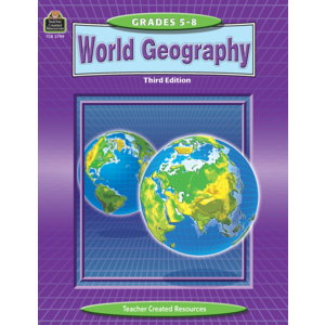 TCR3799 World Geography Image