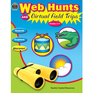 TCR3812 Web Hunts and Virtual Field Trips Image