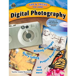TCR3837 Tips & Tricks for Using Digital Photography Image