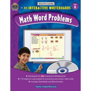 Interactive Learning: Math Word Problems Grade 6