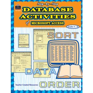 TCR3874 Step-by-Step Database Activities for Microsoft Access(R) Image
