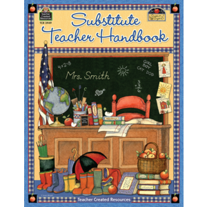 TCR3949 Substitute Teacher Handbook Image