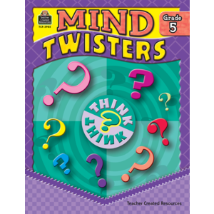 TCR3985 Mind Twisters Grade 5 Image