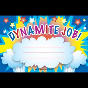 TCR4048 Dynamite Job Awards Image