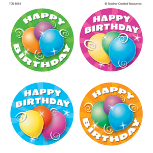 TCR4054 Birthday Wear 'Em Badges Image