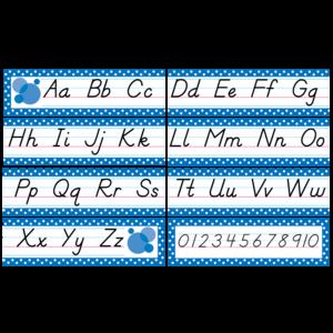 TCR4092 Modern Printing Mini Bulletin Board Image