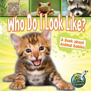 TCR419218 Who Do I Look Like? Image
