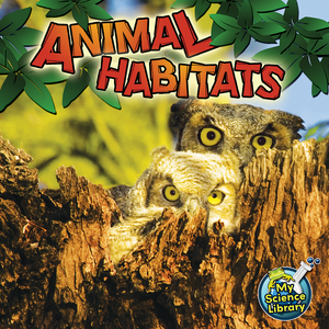 TCR419348 Animal Habitats                                              Image
