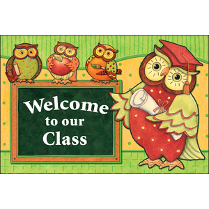 TCR4424 Owl Postcards Image