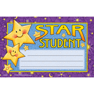 TCR4508 Star Student Awards from Mary Engelbreit Image