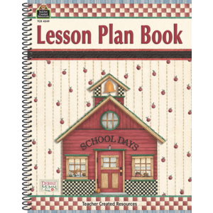 TCR4549 Lesson Plan Book from Debbie Mumm Image