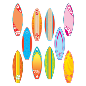 TCR4586 Surfboards Accents Image