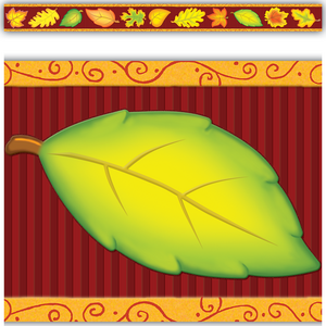 TCR4693 Fall Straight Border Trim Image