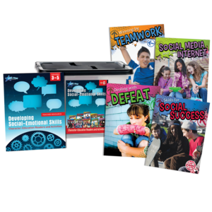 TCR51518 Developing Social-Emotional Skills Complete Program Grades 3-5: English Image
