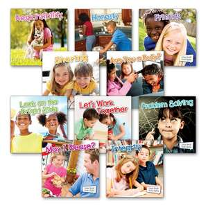 TCR51528 Developing Social-Emotional Skills Grades K-2 Add-On Pack: Engish Image
