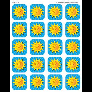 TCR5730 Summer Sunshine Stickers Image