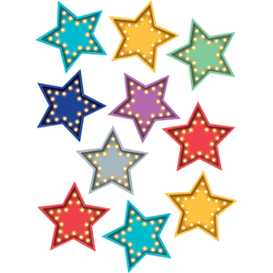 TCR5870 Marquee Stars Accents Image