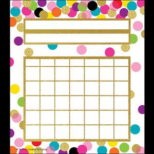 TCR5887 Confetti Incentive Charts Image