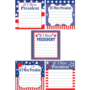 TCR5896 If I Were President Accents Image