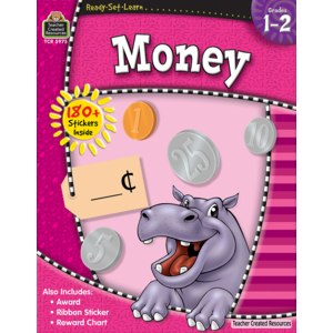 TCR5975 Ready-Set-Learn: Money Grade 1-2 Image