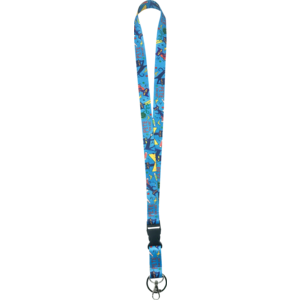TCR60257 Pete the Cat Lanyard Image