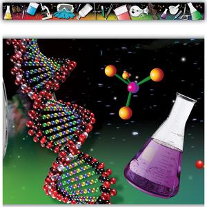 TCR63090 Science Tools Straight Border Trim Image