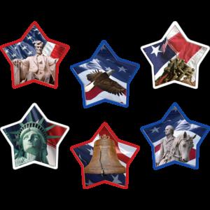 TCR63117 Patriotic Symbols Accents Image