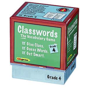 TCR63752 Classwords Grade 4 Image