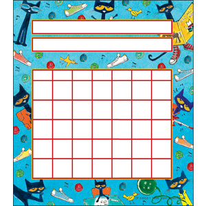 TCR63933 Pete the Cat Incentive Charts Pack Image