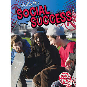 TCR698005 Skills for Social Success (Social Skills) Image