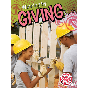 TCR698050 Winning By Giving (Social Skills) Image