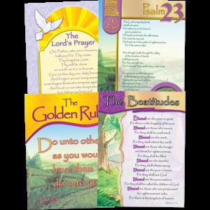 TCR7025 Word of God Bulletin Board Display Set Image