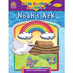 TCR7051 Bible Stories & Activities: Noah's Ark Image