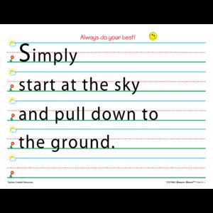 TCR70662 Smart Start Chart: Small K-1 Image