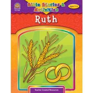 TCR7068 Bible Stories & Activities: Ruth Image