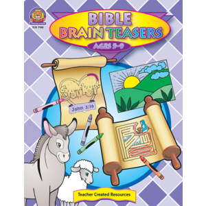 TCR7100 Bible Brain Teasers Image