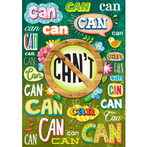 TCR7407 I Can Positive Poster Image
