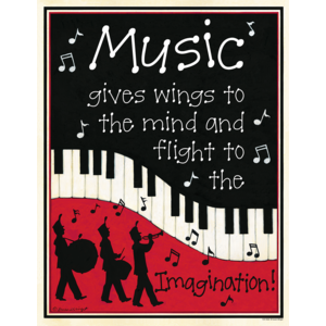 TCR7636 Gift of Music Chart from Susan Winget Image