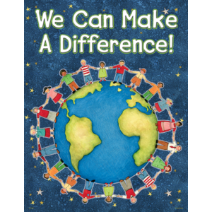 TCR7694 We Can Make A Difference Chart from Susan Winget Image