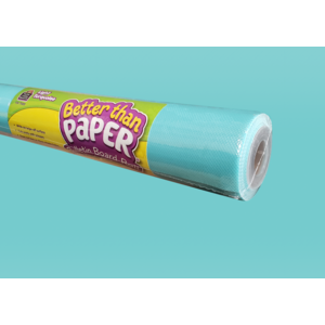 TCR77020 Light Turquoise Better Than Paper Bulletin Board Roll Image
