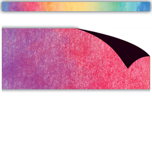 TCR77148 Watercolor Magnetic Border Image