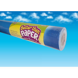 TCR77367 Clouds Better Than Paper Bulletin Board Roll Image