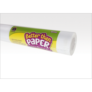 TCR77373 White Better Than Paper Bulletin Board Roll Image