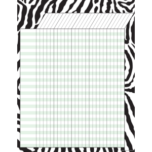 TCR7782 Zebra Incentive Chart Image