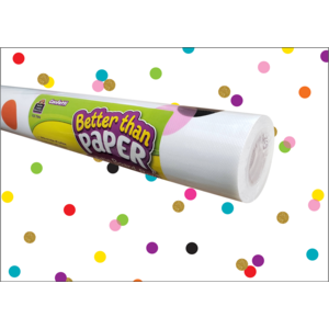 TCR77896 Confetti Better Than Paper Bulletin Board Roll Image