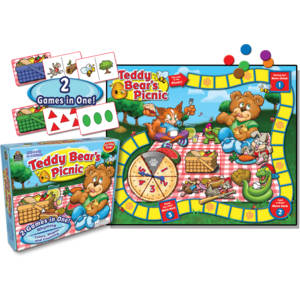 TCR7802 Teddy Bear's Picnic Game Image