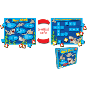 TCR7805 Word Shark: Short Vowels Game Image