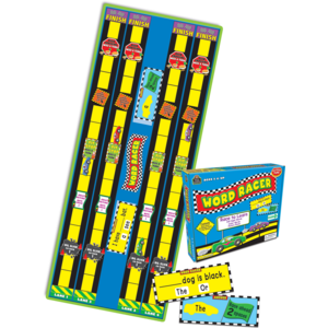 TCR7811 Word Racer Game Image